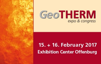 GeoTHERM 2017
